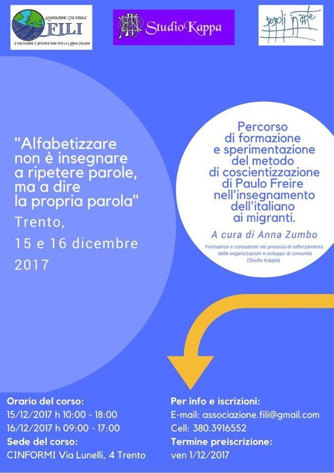 Trento, Dicembre 2017